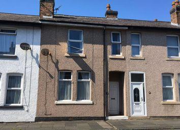 Thumbnail 2 bedroom terraced house for sale in Mcdonald Road, Heysham, Morecambe