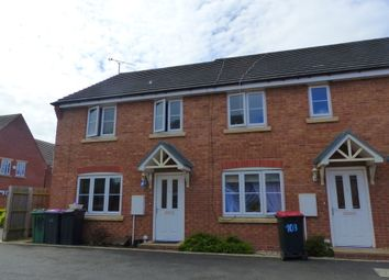 Thumbnail 3 bed end terrace house to rent in Elmwood Road, Wellington, Telford, Shropshire