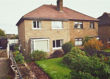 Thumbnail 3 bedroom semi-detached house for sale in Sycamore Avenue, Golcar, Huddersfield