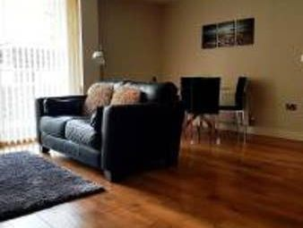 Thumbnail 1 bed flat to rent in Merrivale Mews, Milton Keynes