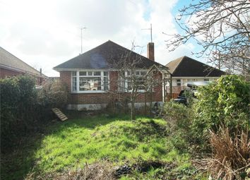Thumbnail 3 bed detached bungalow for sale in Brampton Road, Poole, Dorset