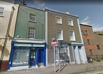 Thumbnail 4 bed flat to rent in Merchants Road, Hotwells, Bristol