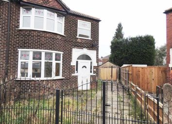 Thumbnail 3 bed semi-detached house to rent in Moorland Av, Droylsden, Manchester
