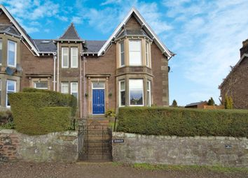 Thumbnail 3 bed semi-detached house for sale in Ferntower Place, Crieff