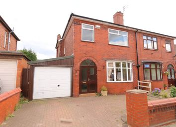 Thumbnail 3 bed semi-detached house for sale in Stockport Road, Denton, Manchester