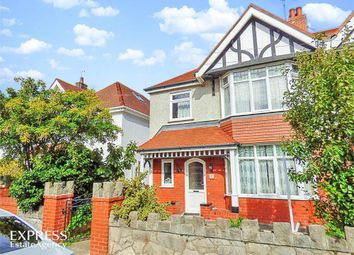 Thumbnail 4 bed semi-detached house for sale in Pendorlan Avenue, Colwyn Bay, Conwy