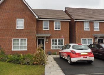 Thumbnail 2 bedroom semi-detached house for sale in The Pavilions, West Bromwich