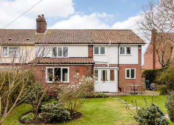 Thumbnail 5 bed semi-detached house for sale in Church Road, Norwich, Norfolk