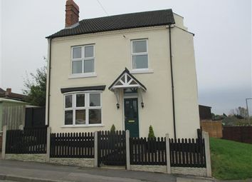 Thumbnail 3 bed detached house to rent in Great Northen Road, Eastwood, Nottingham