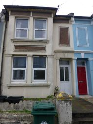 Thumbnail 5 bed town house to rent in Student House - Bonchurch Road, Brighton