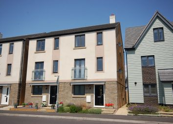Thumbnail 3 bed town house for sale in Swan Road, Seaton
