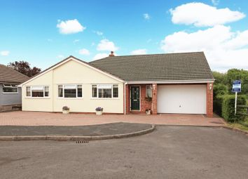 Thumbnail 4 bed detached bungalow for sale in Woodlands Close, Broseley Wood, Broseley