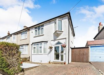 Thumbnail 3 bed end terrace house for sale in Eldon Road, Caterham, Surrey, .
