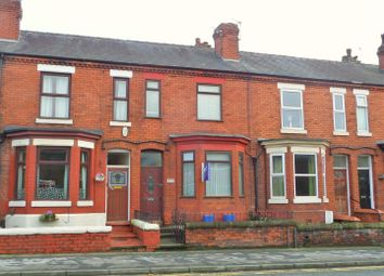 Thumbnail 2 bed terraced house to rent in Lovely Lane, Warrington