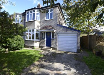 Thumbnail 3 bed semi-detached house for sale in Bibury Crescent, Bristol
