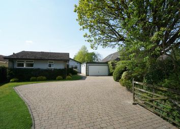 Thumbnail 4 bed detached bungalow for sale in Parkers Lane, Dore, Sheffield