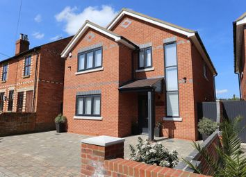 Thumbnail 3 bed detached house to rent in Norton Road, Riseley, Reading