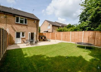 Thumbnail 3 bed end terrace house for sale in Gerard Walk, Grange Park, Swindon