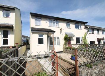 Thumbnail 3 bed end terrace house for sale in New Park Road, Lee Mill Bridge, Ivybridge