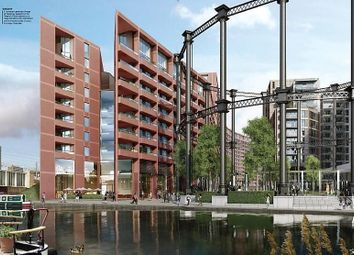 Thumbnail 1 bedroom property for sale in Tapestry, Canal Road, Kings Cross, London