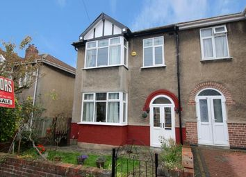Thumbnail 3 bed end terrace house for sale in Heyford Avenue, Eastville, Bristol