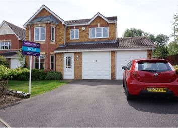 Thumbnail 4 bed detached house to rent in Stone Leigh, Barnsley