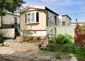 Thumbnail 1 bed mobile/park home for sale in Maypole Lane, Yapton, Arundel