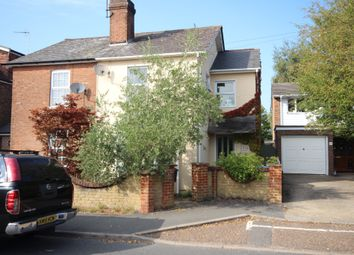 St. Leonards Road, Horsham RH13. 2 bed semi-detached house