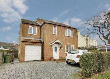 Thumbnail 4 bed detached house for sale in Back Lane, Burstwick, Hull