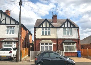 3 bed semi-detached house for sale in Bedford Street, Derby, Derbyshire DE22