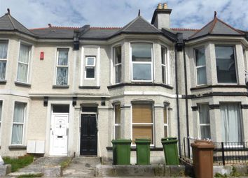 Thumbnail 1 bedroom flat to rent in Pasley Street, Plymouth