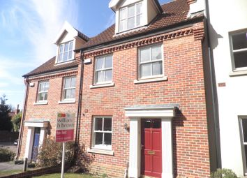 Thumbnail 4 bed town house to rent in The Willows, Norwich