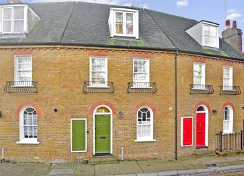 Thumbnail 3 bed terraced house for sale in Castle Row, Canterbury, Kent