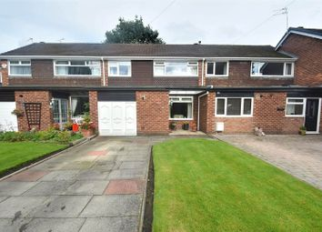Thumbnail 3 bedroom mews house for sale in Chinley Close, Sale