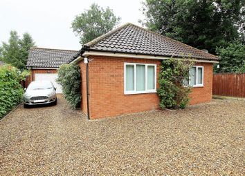 Thumbnail 3 bed detached bungalow for sale in Eastleigh Gardens, Barford, Norwich