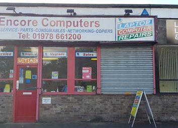 Thumbnail Retail premises to let in Unit 25, The Bridgeway Centre, Wrexham Industrial Estate, Wrexham, Wrexham