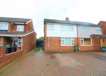 Thumbnail 3 bedroom semi-detached house for sale in Icknield Way, Luton