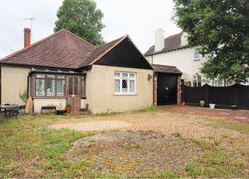 Thumbnail 3 bed detached bungalow for sale in Hollybank Lane, Emsworth