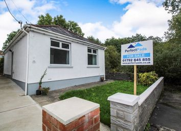 Thumbnail 2 bed bungalow for sale in Park Terrace, Pontarddulais, Swansea