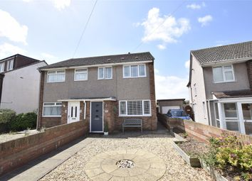 Thumbnail 3 bed semi-detached house for sale in West Street, Oldland Common