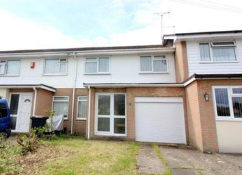 Thumbnail 3 bed terraced house for sale in Ballam Close, Upton, Poole