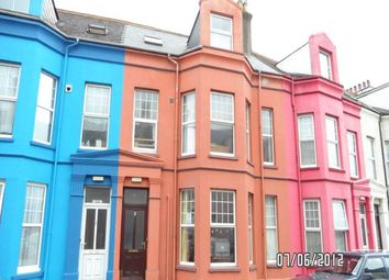Thumbnail 8 bed shared accommodation to rent in 4 Castle Terrace, Aberystwyth, Ceredigion