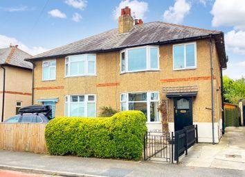 Thumbnail 3 bed semi-detached house for sale in Beech Road, Harrogate