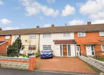 Thumbnail 3 bed terraced house for sale in Cheddar Crescent, Llanrumney, Cardiff