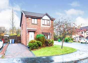 Thumbnail 3 bed detached house for sale in Macarthur Crescent, Glasgow