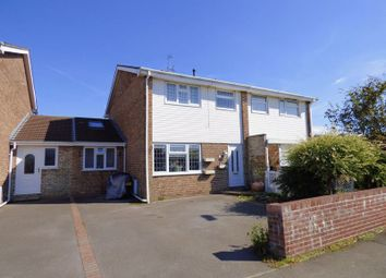 Thumbnail 5 bed semi-detached house for sale in Gannet Road, Worle, Weston-Super-Mare