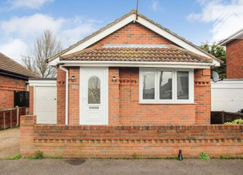 Thumbnail 1 bed bungalow for sale in Waalwyk Drive, Canvey Island