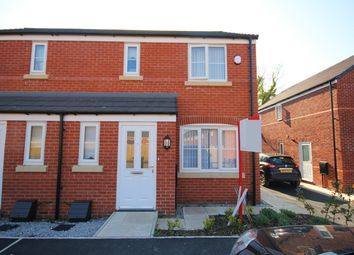 Thumbnail 3 bed semi-detached house for sale in Helmsley Close, Newton-Le-Willows