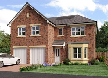 "Thumbnail 5 bed detached house for sale in ""Jura"" at Dalkeith"