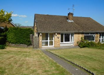Thumbnail 2 bed semi-detached bungalow for sale in Camarthen Court, Hendredenny, Caerphilly